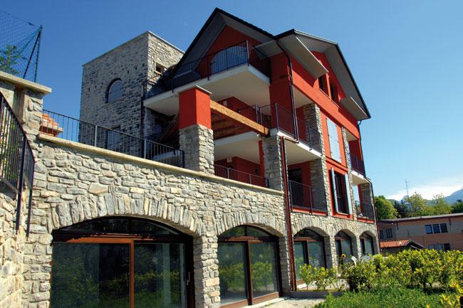 Falegnameria Minoretti produce finestre in legno, legno alluminio ...