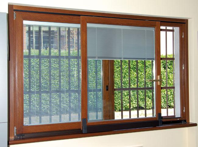 Falegnameria minoretti produce finestre in legno legno alluminio persiane antoni scuri - Scuri per finestre ...